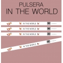 Pulsera IN THE WORLD