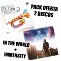 PACK 2 DISCOS